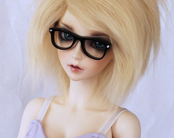 SD Doll  Wig light Blonde fur Monstrodesigns