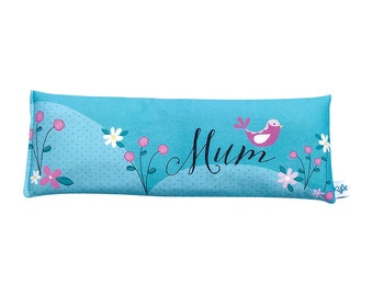 Whimsy Floral Bird Personalised Heat Pack