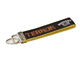 "Terror ""Keepers Of The Faith"" - Key Fob, Key Chain"