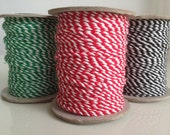 Wholesale 50 yard, 100 yard or 800 yard rolls of Bakers twine, string twine, wholesale prices for bakers twine, packaging, decorations