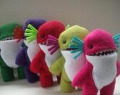 Kids Toys Plush Stuffed Sea Monster Custom Juvenile Freshwater Kraken