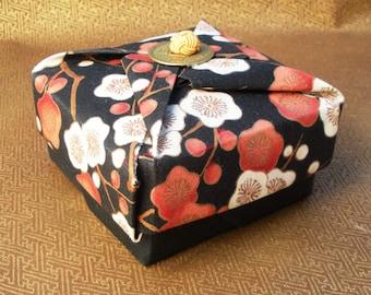 Fabric Origami Box - Small