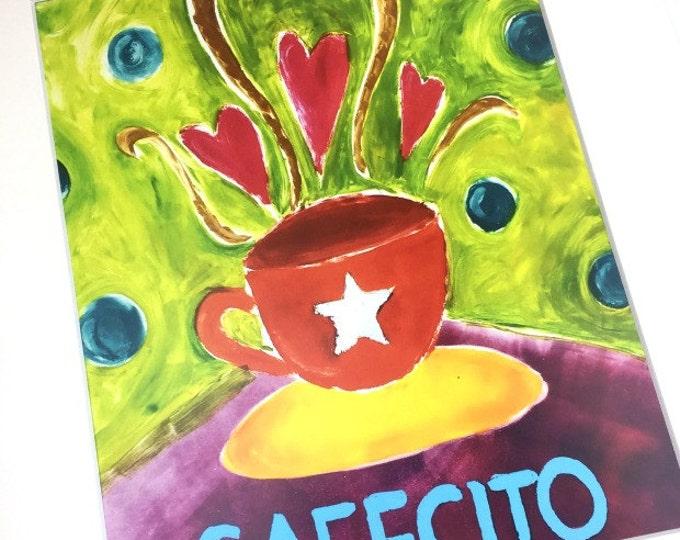Cafecito Print