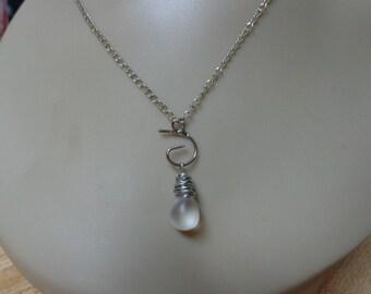 2 Pendant Necklace - Removeable Pendants