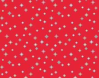 20% OFF Lori Holt Cozy Christmas Sparkle Red