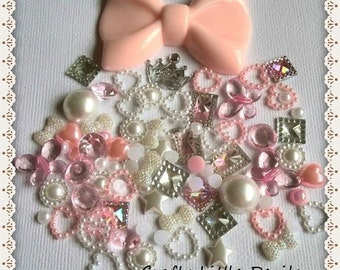Decoden Kit - Pink Bow