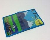 Mooooo Fused Plastic Bifold Wallet