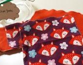 DIY Dryer Sheets Jar Foxy