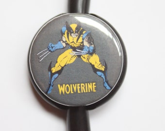 Wolverine----Stethoscope ID Tag