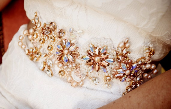 Bridal belt, CARA, wedding dress belt, wedding belt, bridal sash, sash belt