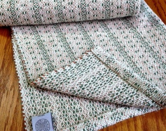 Handwoven Cotton Kitchen Chef Towel by Frederick Avenue