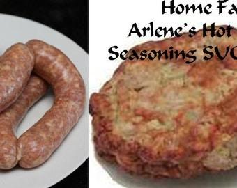 Hot Italian Sausage Seasoning SUGAR FREE ETC. Tm