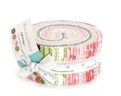 Olive's Flower Market (5030JR) by Lella Boutique - Jelly Roll