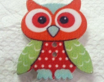 Adorable Owl Needle Minder