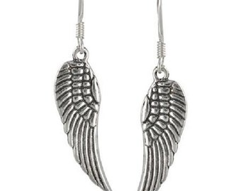 Angel Wings Earrings, Wings Earrings