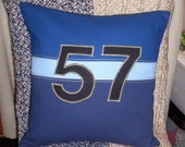 Thin Blue Line Pillow Cover To Honor Your Police Officer and Comfort Their Family
