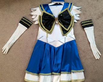 Sailor Scout/Sailor Senshi Cosplay Uniform Dress