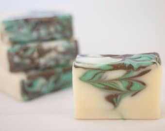 White Tea Cold Process Soap