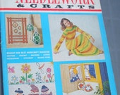 Vintage McCalls Needlwork and Crafts  Fall/Winter 1971-72 Magazine