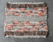 Vintage Hand Woven Wool Rug, Home and Living, Floor & Rug,  Home Decor, Cottage, Vintage Farmhouse