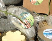 BARE FOOT Soap & Balm Gift Set