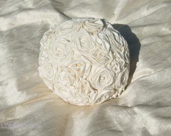 Ivory Cream Neutral  Bouquet Not a Deposit