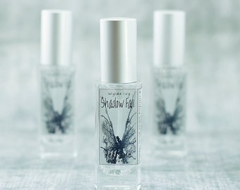 Shadow Fall NEW Fall Fragrace of Black Amber, Current, Lavender, Myrrh, and Musk