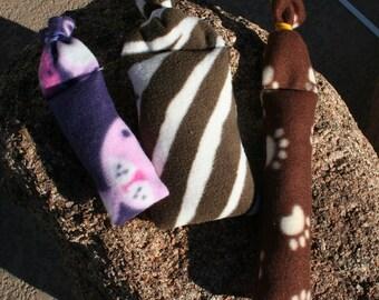 Kickerz Toy Trio - Refillable Catnip Toys
