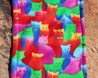 Kneading Blankie - Bow Tie Cats