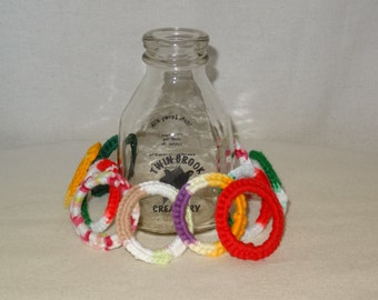 3 Ring Toss toy for Kitties Cat Toys Catnip Oil