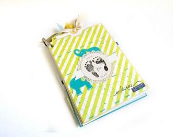 Your 1st Year Baby Boy Mini Pocket Album