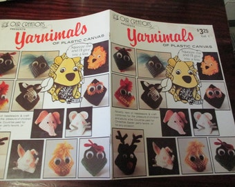 Kiss Plastic Canvas Patterns Yarnimals Our Creations Volume 1 Kisses Pattern