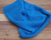 Bad Hair Day Beanie - Slouchy Hat - Knit Cap - Color Teal