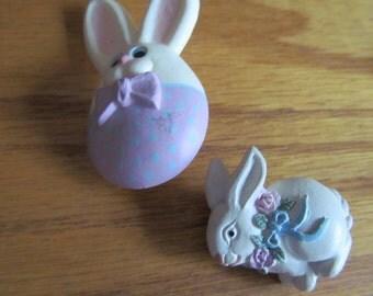 Easter bunnys