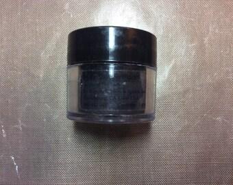 Pearl Ex  #640 Carbon Black (3 grams)
