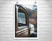 Old Truck Picture, Truck Photographs, Ford Trucks, Rustic Farm Art, Vintage Truck Art, Surreal, Rural, Vertical Art