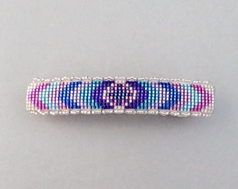 Lg. Purples and Blues Ring. FTH