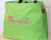 Personalized Tote Bags Christmas Gift
