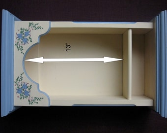 Display Dolls Collectibles Bottles Wall or Table Shelf