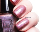 Catherine - Full Sized Holographic Nail Lacquer