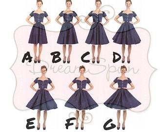 Adult Petticoat, Crinoline, Tutu, Pettiskirt, Slip Womens Custom