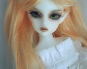 """Final payment for Amber: Flutter White OOAK Narah 16"""" Slim Mini msd dollfie bjd ball joint doll Elf fairy"""
