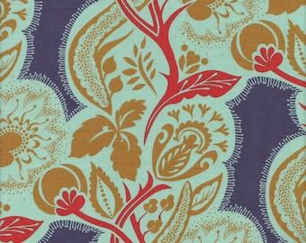 Free Spirit Fabrics Anna Maria Horner Dowry Flourish in Jester - Half Yard