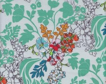 Free Spirit Fabrics Anna Maria Horner Dowry Tangle in Moss - Half Yard