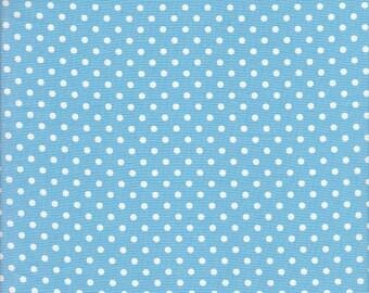 Free Spirit Fabrics Tanya Whelan Delilah Dots in Blue - Half Yard