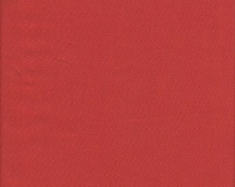 In The Beginning Modern Solids Brights 2 in Crimson - Half Yard