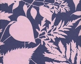 Free Spirit Fabrics Jay McCarroll Habitat West River Drive in Blue - Half Yard