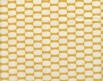Moda Fabrics 2wenty Thr3e Ogees in Gold - Half Yard