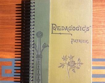 Pedagogics , Blank Book Journal or Sketchbook