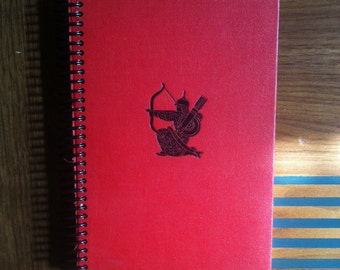 The Road out of the World , Blank Book Journal or Sketchbook